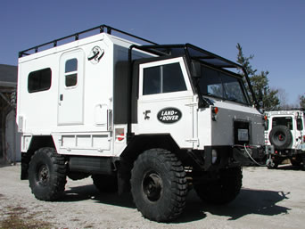 expedition vehicle design